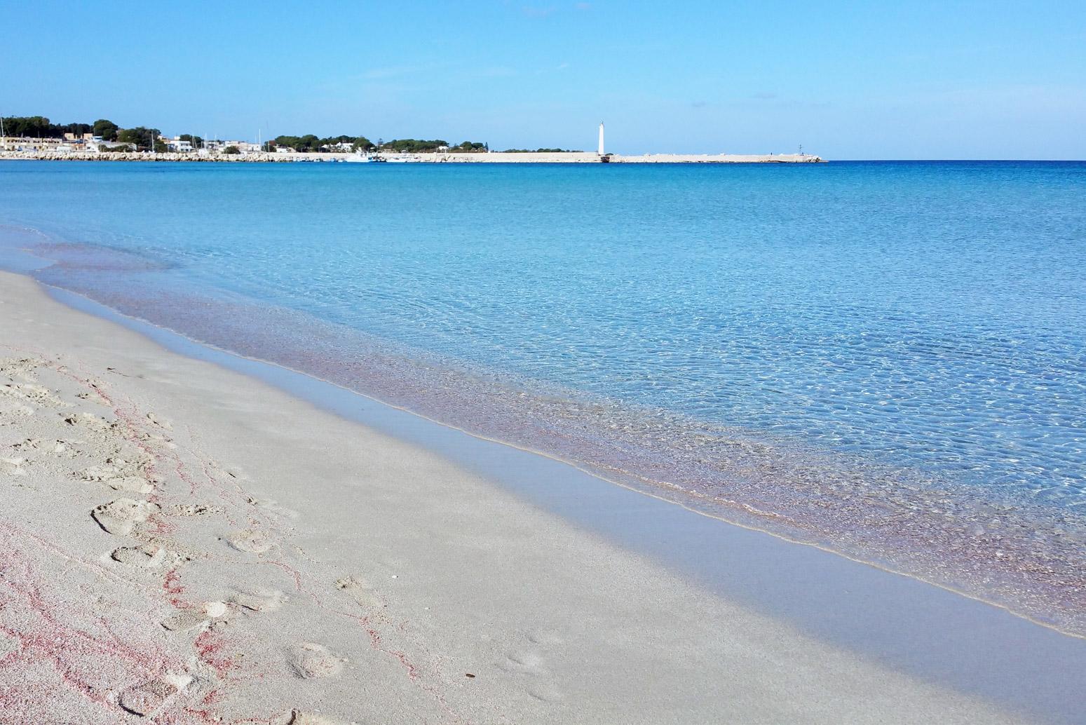 Spiaggia a San Vito Lo Capo - Poseidon Residence