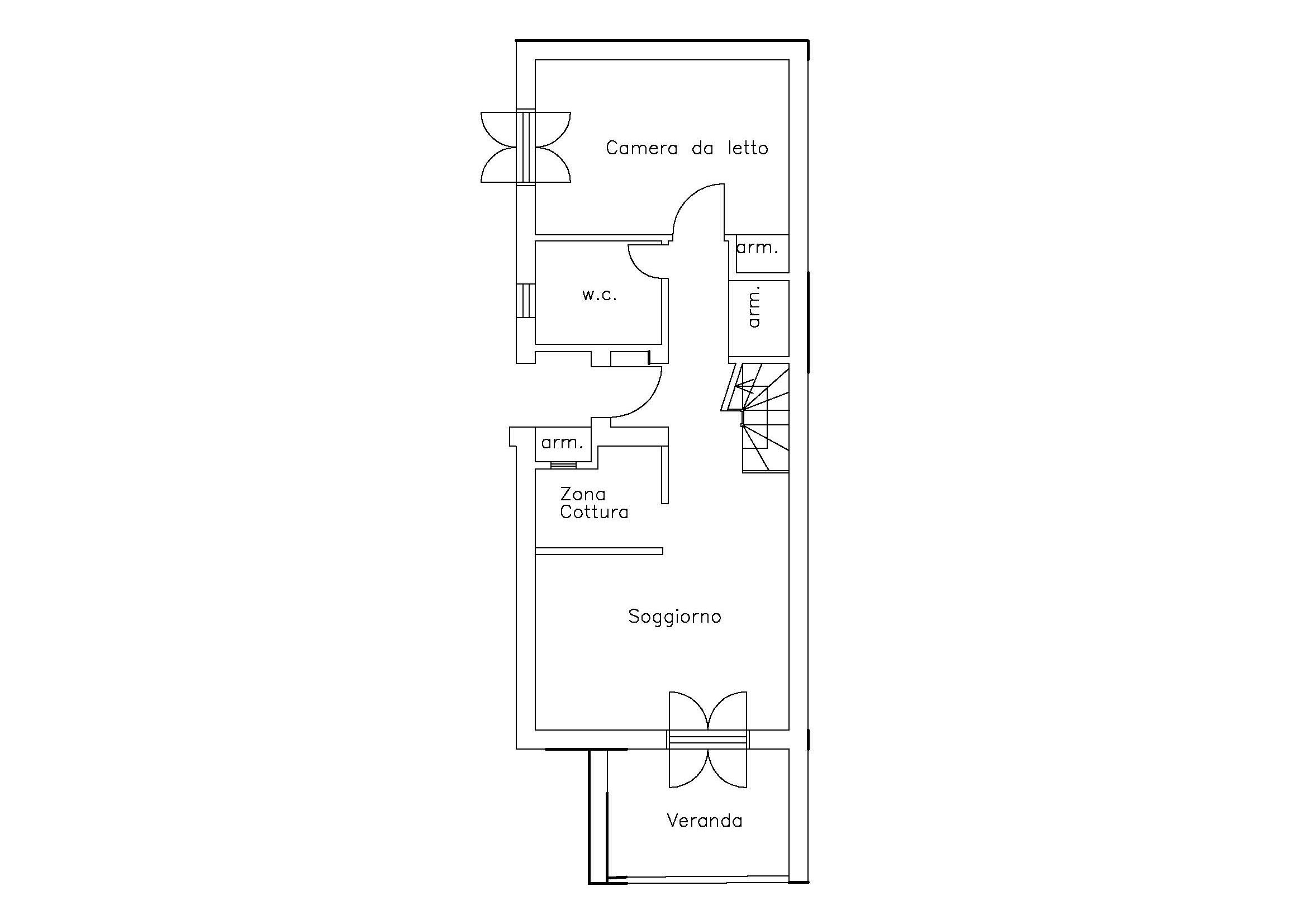 Bilocale piano primo - Poseidon Residence – San Vito Lo Capo
