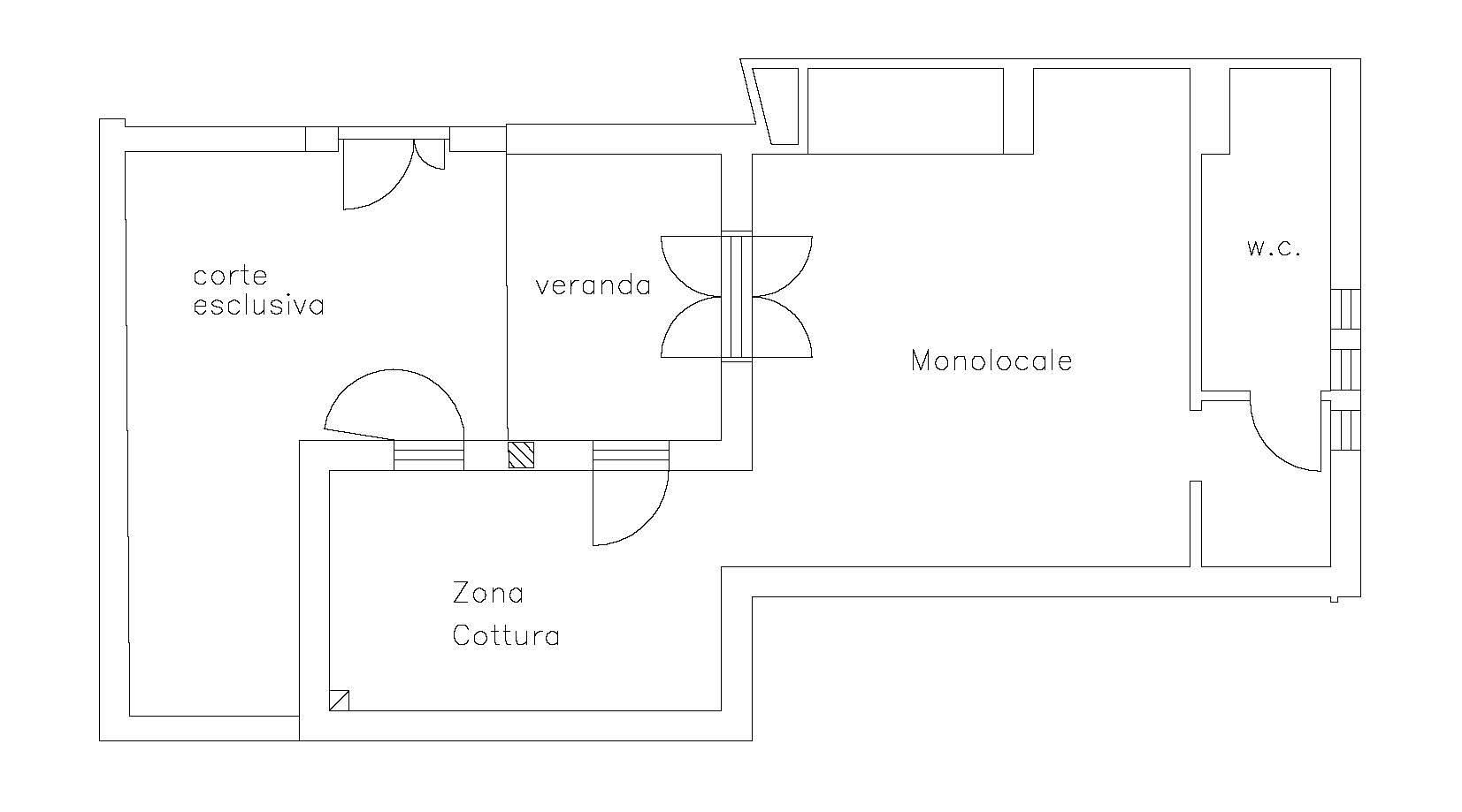 Monomaxi piano terra - Poseidon Residence - San Vito Lo Capo