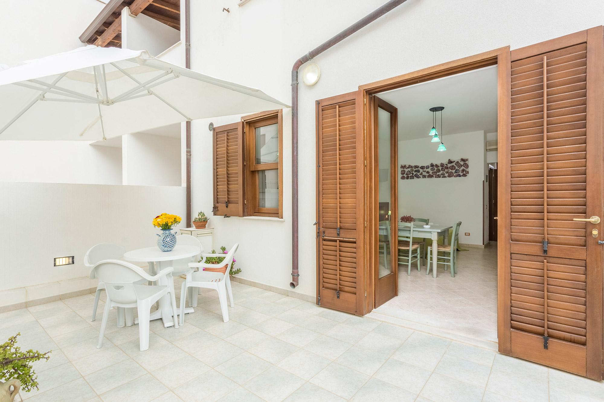 Monovano senza Barriere - Poseidon Residence - San Vito Lo Capo