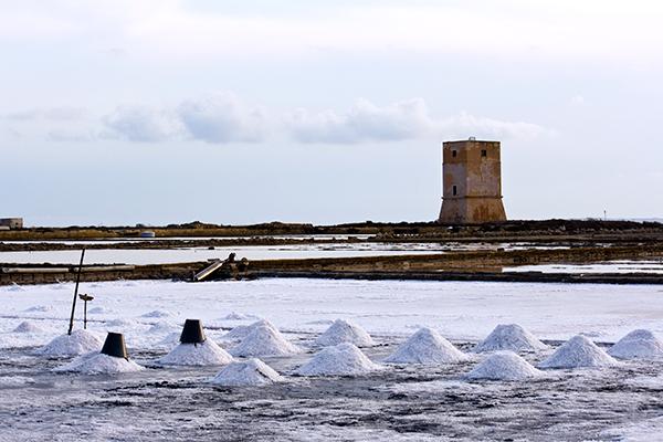 le saline di Trapani– Poseidon Residence – San Vito Lo Capo
