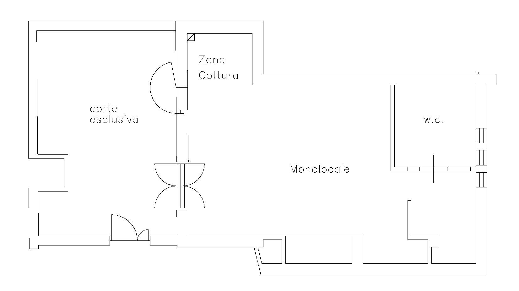 Monovano+ piano terra - Poseidon Residence - San Vito Lo Capo
