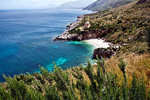 riserva dello zingaro – Poseidon Residence – San Vito Lo Capo