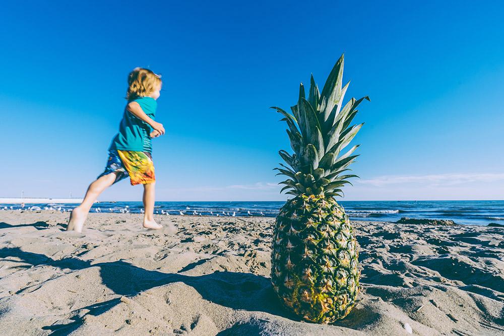 Viaggiare con i bambini - Poseidon residence San Vito LO Capo