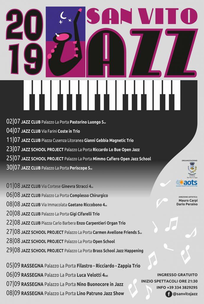 san vito jazz 2019 - Poseidon Residence
