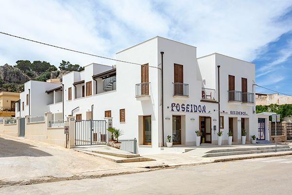Poseidon Residence | Apart Hotel | San Vito Lo Capo
